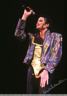 ❤️Michael jackson She's Out of My Life live Dangerous tour ❤️