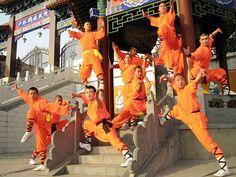 Martial Arts Shaolin KungFu