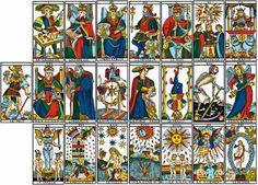 Tarot de Marcella, Peru. Magia
