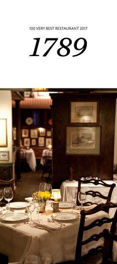 1789 Restaurant near Washington, DC   Washingtonian