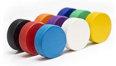 Modknobs, pomos de colores