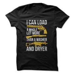 I Can Load A Whole Lot More Than A Washer And A Dryer