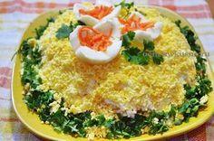 Салат « Бунито» с корейской морковью