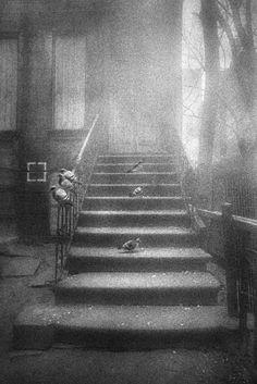 """René Groebli - From """"NY Melancholia"""". S)"""