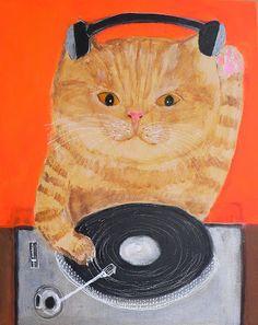 Tiger Cat DJ