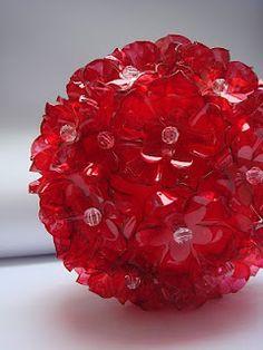 .bolas recicladas