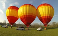 Hot Air Balloons in Nashville Tennessee