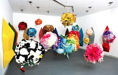 View Deodorized central mass with satellites by Mike Kelley on artnet. Browse upcoming and past auction lots by Mike Kelley. John Waters, Found Art, List Of Artists, Textiles, Soft Sculpture, Heart Art, Community Art, Installation Art, Art Installations