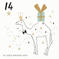 Lizzie Mackay: 14advent calendar