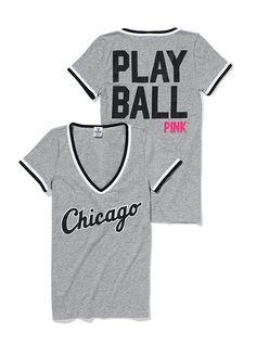 Chicago White Sox V-neck Tee