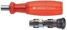 "PB Insider 1 Pocket Tool with 1/4"" Screwdriver Bits PB Swiss http://www.amazon.com/dp/B00312M0DY/ref=cm_sw_r_pi_dp_Ofnuxb1AV35K9"