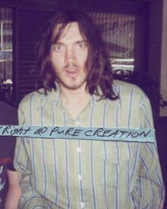 """144 Likes, 1 Comments - John Frusciante > Babe (@evergrohlfrusciante) on Instagram: """"pure creation 