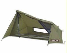 Darche Hybrid Shelter Hiking Tent 1 Person   eBay