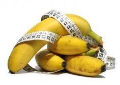 Diet Pisang Yang Mudah, Aman dan Efektif