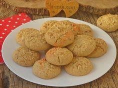 Oldukça lezzetli, uzun süre bayatlamayan, ağızda dağılan bir kurabiye tarifi...