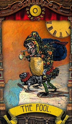 The Tarot of Mister Punch - If you love Tarot,
