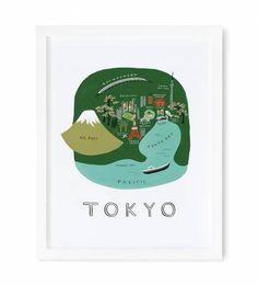 Rifle Paper Co. - Tokyo