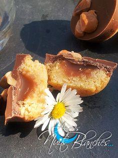 KRUMCHY-pâte sablé-caramel mou à la fleur de sel, gianduja au chocolat au lait...