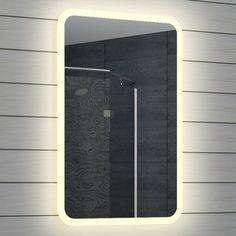 LED toiletspiegel