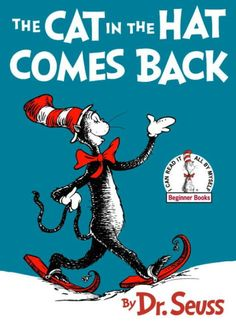 The Cat in the Hat returns for more out-of-control fun in this wintry Beginner Book by Dr. Seuss. It's a snowy day and Dick and Sally are stuck shoveling ....