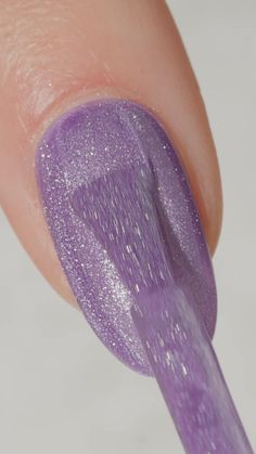 Magic wand alert! Try the latest polish trend the next time you get your nails done! Shade: #PsychicPlum #ColorIsTheAnswer #OPIVelvetVision #OPIGelColor #OPIGelEffects #ShimmerNails #ShimmerMani #PartyNails #TrendyNails #NailTrends #SparkleNails #FallNails #SparkleMani #GlitterNails #PurpleNails #PurpleMani #GlitterMani #GelMani #FallMani #GelNails #MagneticPolish #MagneticNails #NailEnthusiast #NOTD #NailsOfInstagram #NailedIt #NailsOnPoint