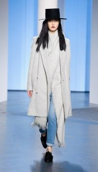 THIS COAT IS LIFE. I tried it on and didn't want to take if off.. Tibi Kelby Mohair Coat