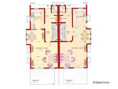 Grundriss Erdgeschoss, klicken für Details