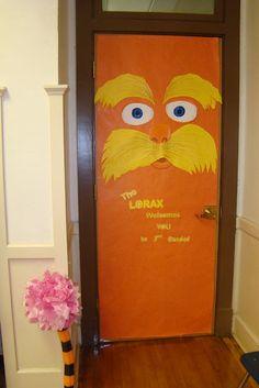 Dr. Seuss Themed Classroom