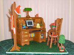 2007 - Claus Executive Desk