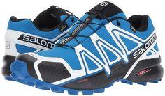 Salomon Speedcross 4 GTX White Sensif Men s Shoes Chaussures Hommes 77850b938b7