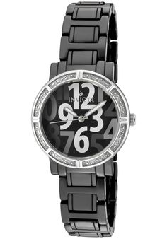 Price:$199.00 #watches Invicta 10279, Collectively matching anyone's style, this classy Invicta, with its cool, bold design, will elegantly go with any outfit.