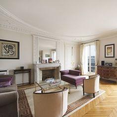 un appartement merveilleusement ensoleillé près du Janson de Sailly