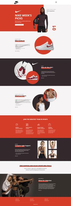 40 Best Sport and Fitness in Web Design images