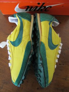 finest selection 831b8 4bdb1 Original Nike Oregon Waffle Trainers deadstock