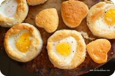 Baked Egg …..in a Bi