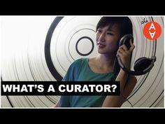 What's a Curator? | The Art Assignment | PBS Digital Studios - http://timechambermarketing.com/uncategorized/whats-a-curator-the-art-assignment-pbs-digital-studios/