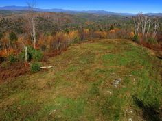 43 magnificent acres that roll down to the West River; House site is up high on a pinnacle, has non-stop views 360 degrees around of pure Vermont beauty.
