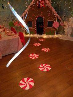 Candy walkway
