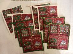 Presine in cotone con imbottitura ignifuga, by Mamajoba, 8,50 € su misshobby.com