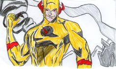 Dibujando a Flash reverso