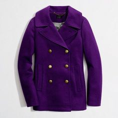 Factory classic peacoat( I need to live where its colder since i have an  obsession 339ab74e6098