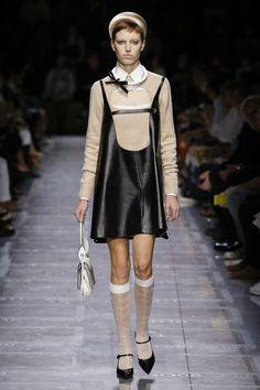 27c043f8a1f0 404 Best Prada images in 2019 | Leather, Miuccia prada, Couture