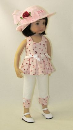 "OOAK Outfit for Effner 13"" Little Darling 