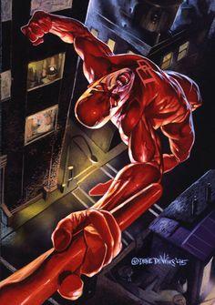 Daredevil by Dave DeVries