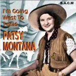 The Cowboy's Sweetheart, Patsy Montana.