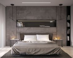 Masculine Bedroom. I Think Yes | A Gentlemenu0027s Residence | Pinterest |  Schlafzimmer