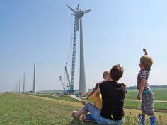 windmolenpark noordoostpolder - Google zoeken