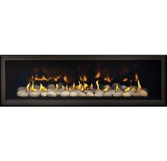 Napoleon LHD45N Linear Fireplace Natural Gas In Painted Black is made by the brand Napoleon Fireplaces. It has a part number of LHD45N.