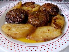 Cookbook Recipes, Cooking Recipes, Greek Recipes, Different Recipes, Pork, Food And Drink, Lunch, Beef, Chicken