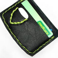 Just added- the Guitar Pick Card Wallet. Super slim for the super light traveler, and only $15! More to come.